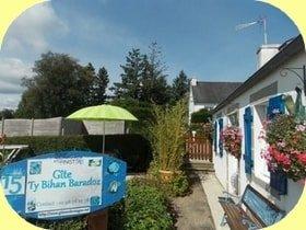Petit Gite Pas Cher En Bretagne Location Avec Cheminee En