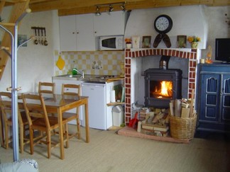 b&b for 2 people near Huelgoat